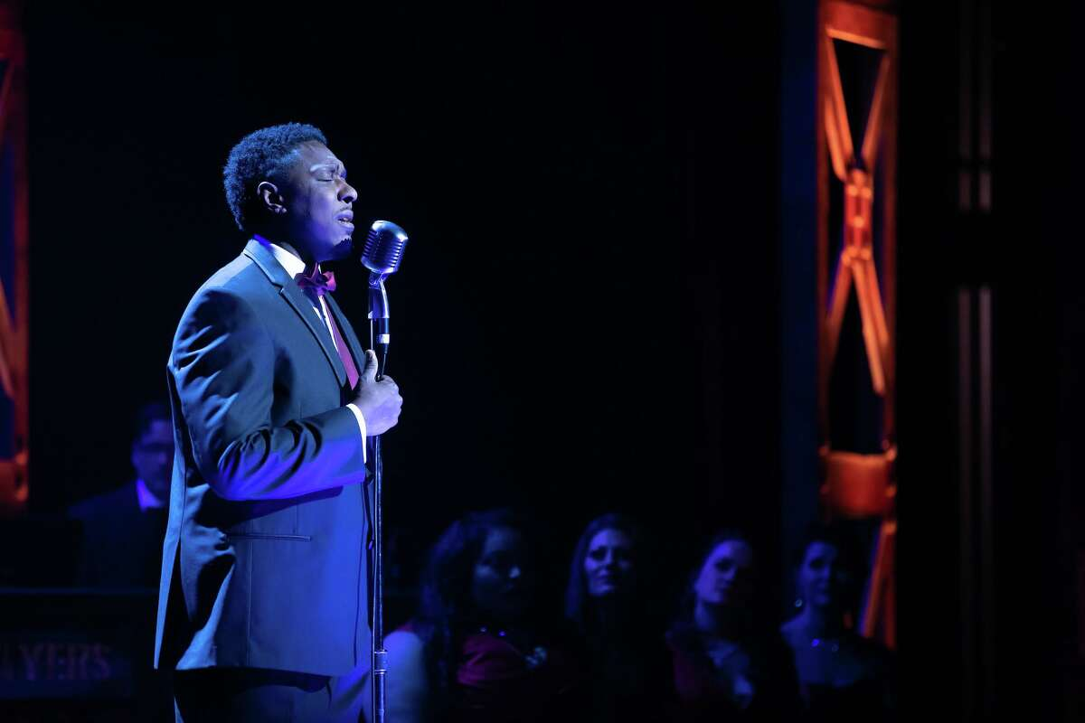 John-Mark McGaha performs at the A.D. Players 2019 After Dinner Affair at the George Theater in Houston. Amid COVID-19, this year's fundraiser is slated for Saturday, Aug. 15, 2020, and will be free to watch from home.