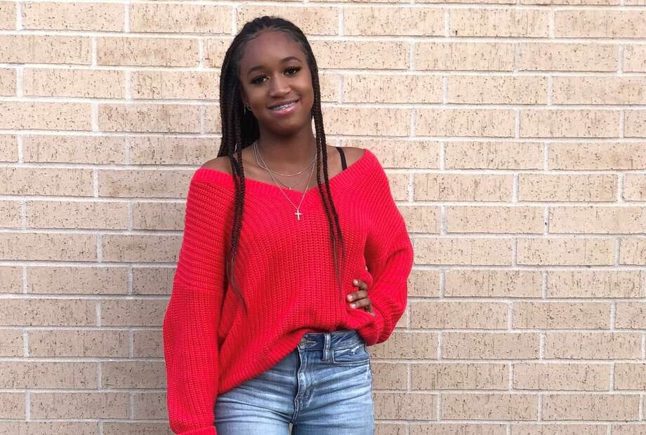Kirsten Branch is a rising senior at Katy High School. Photo: Courtesy Of Kirsten Branch
