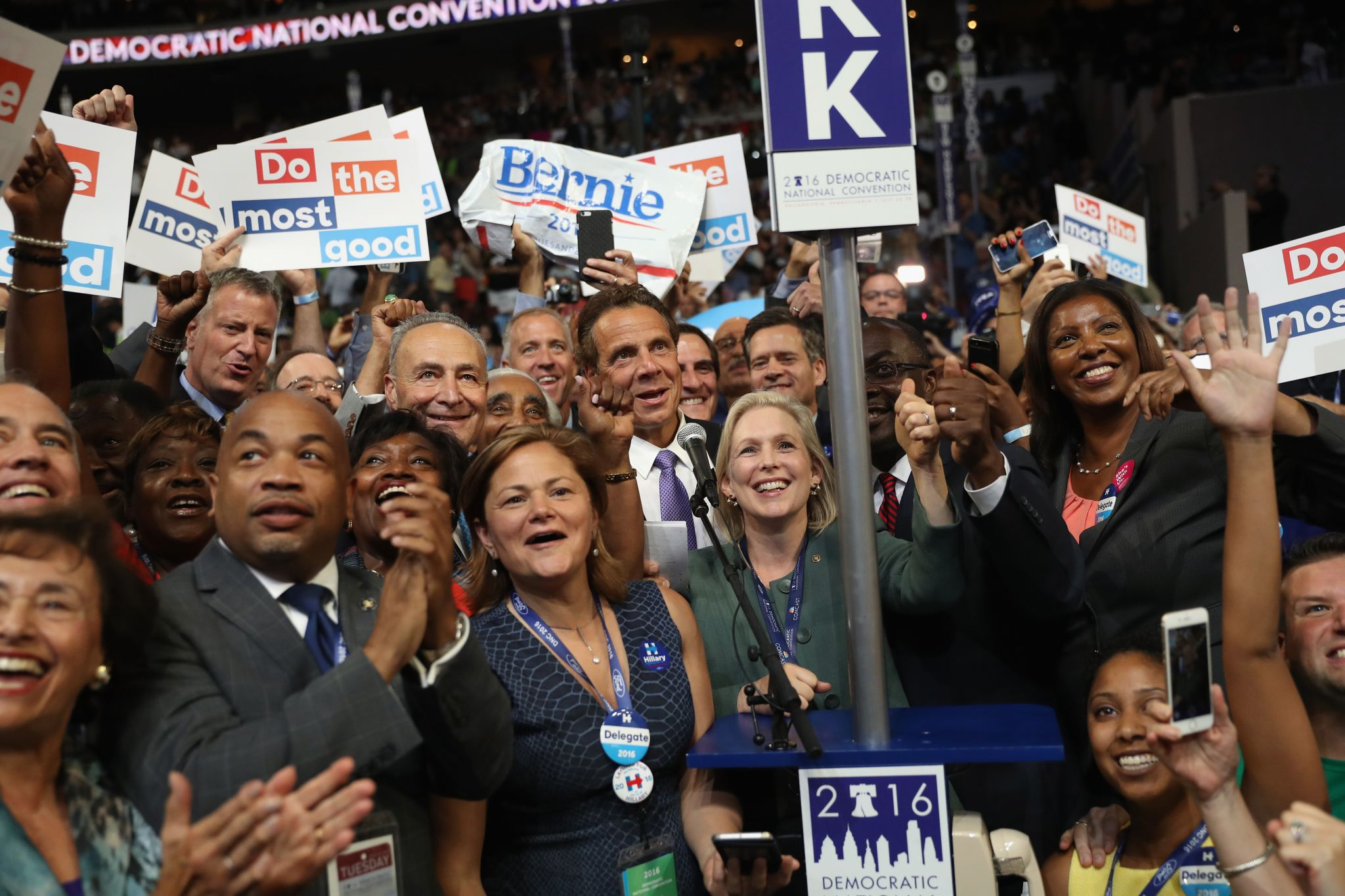`Stay-in-place` conventions disappoint NY delegates hoping for fanfare