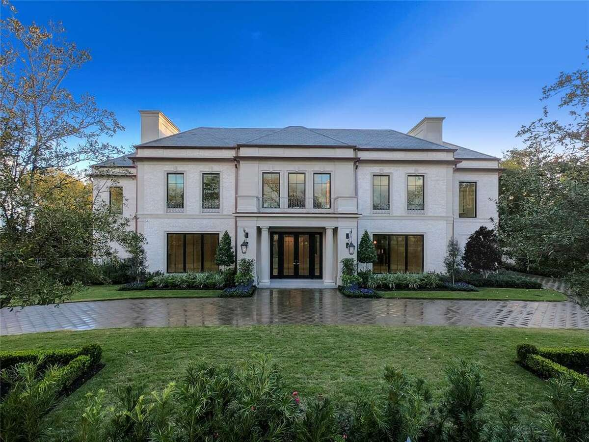 The No. 1 most expensive home sold in July can be found at 3443 Inwood Drive.