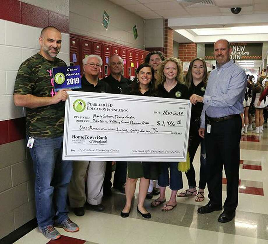 The Pearland ISD Education Foundation has helped provide grants for teachers for the past six years while also addressing community needs. Photo: Submitted Photo