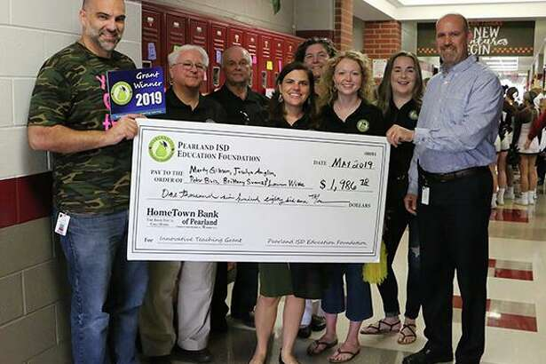 The Pearland ISD Education Foundation has helped provide grants for teachers for the past six years while also addressing community needs.