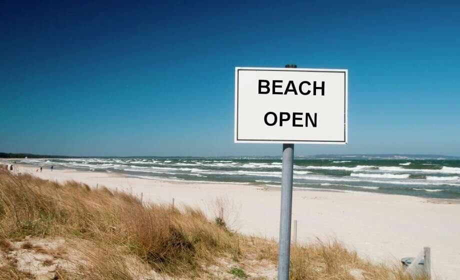 Bird Creek beach reopened when E. coli dropped below levels considered safe for swimming. (Tribune File Photo)