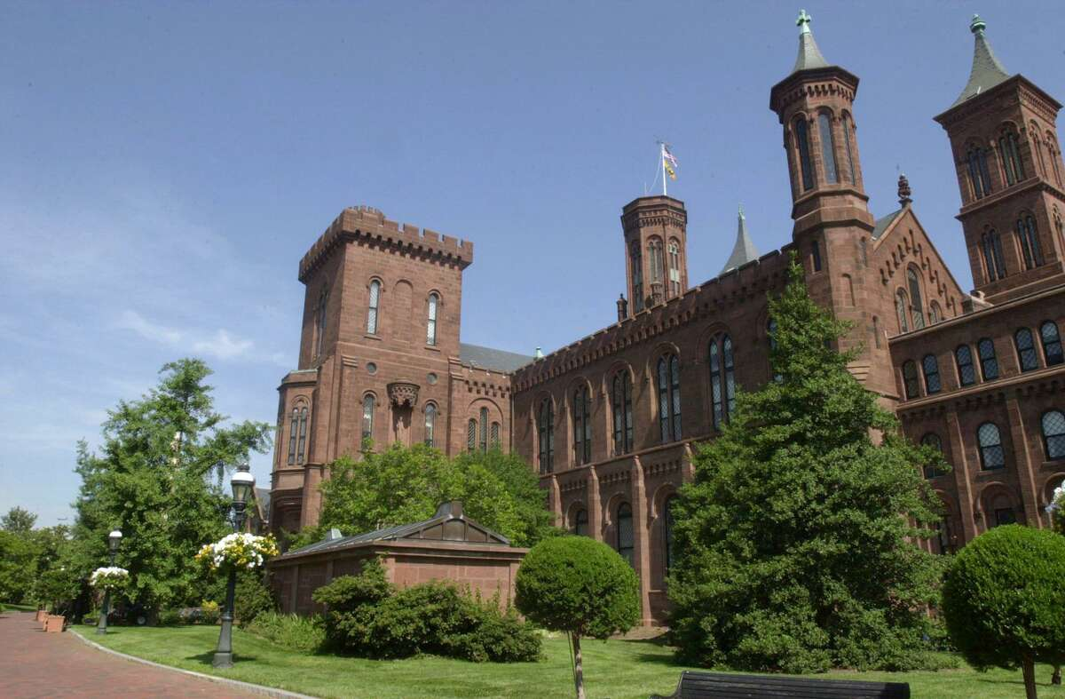 It's taken decades of work, but at long last, there will be a Smithsonian Latino museum to recognize the contributions of Latinos to American history and culture. Here, the Smithsonian Castle stands on the National Mall.