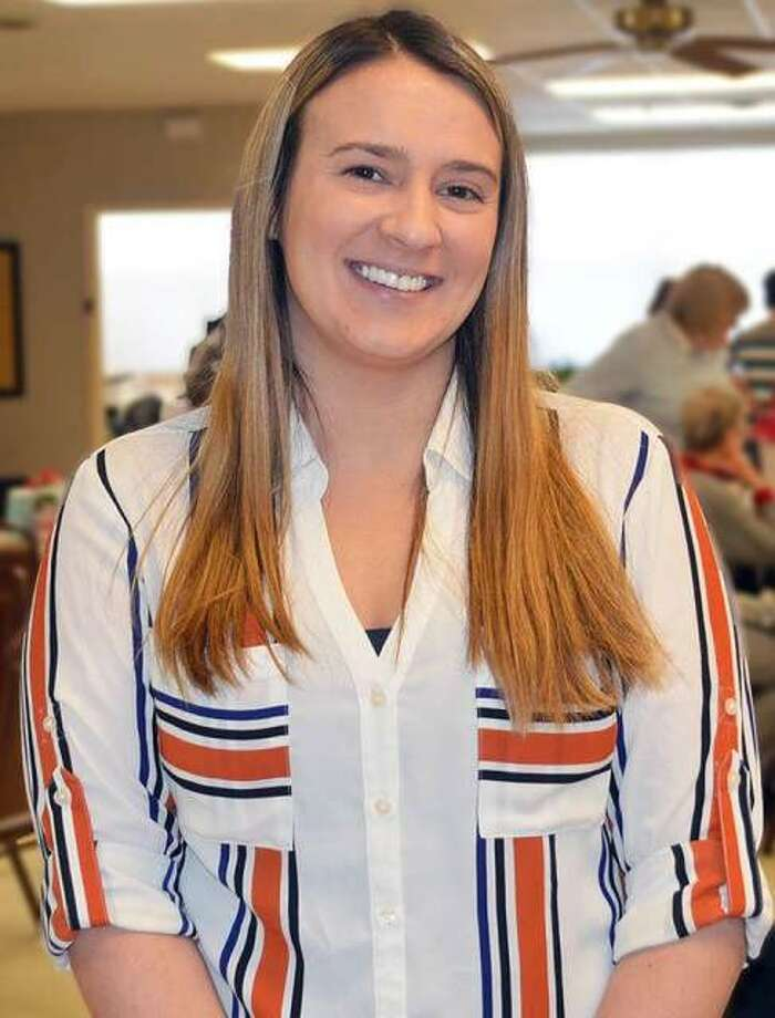 Angela Fraley has been promoted from program coordinator to assistant director at Main Street Community Center. In her new role, Fraley will oversee the center's six program areas as well as serve as volunteer coordinator.