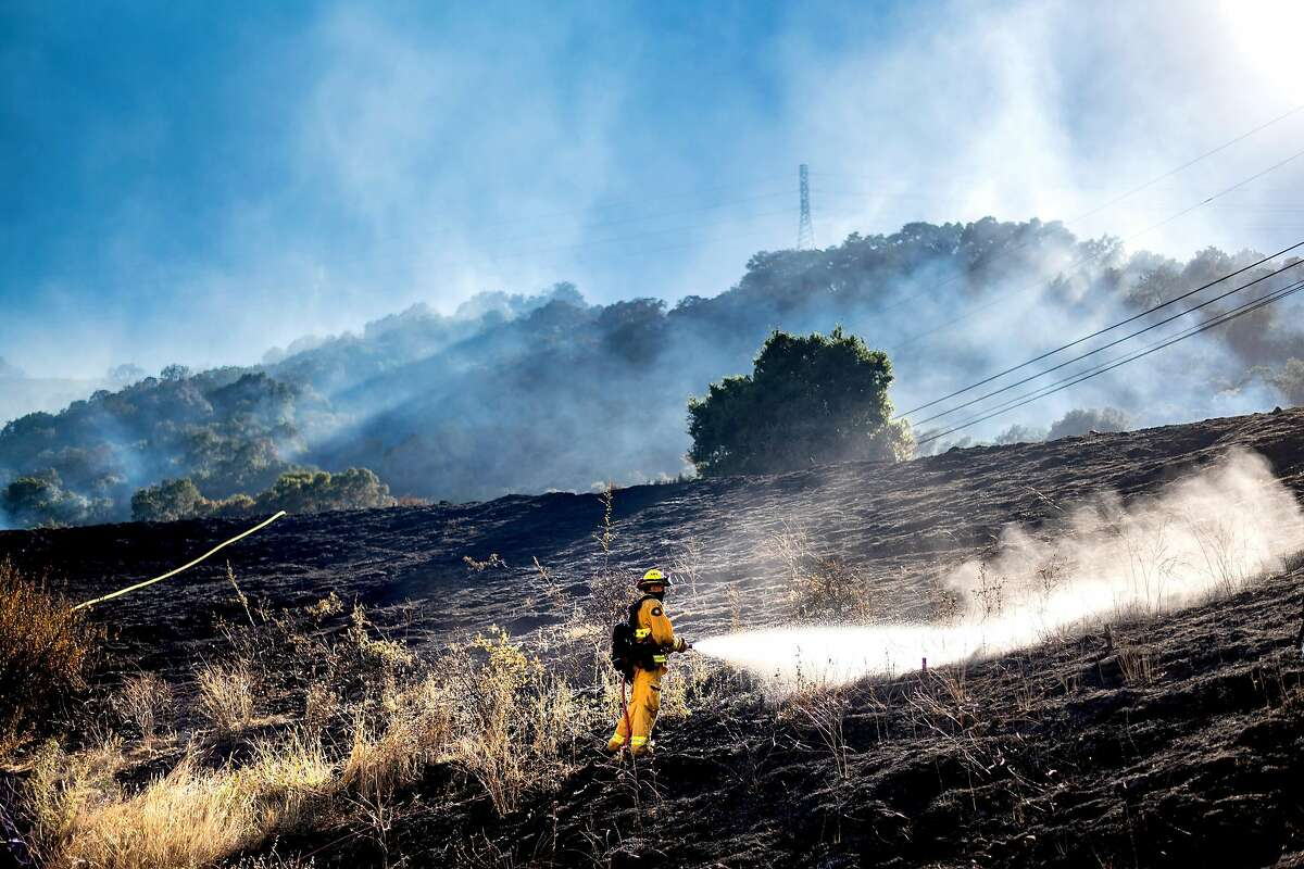 California gearing up for wildfire season amid a pandemic. Here's what to expect