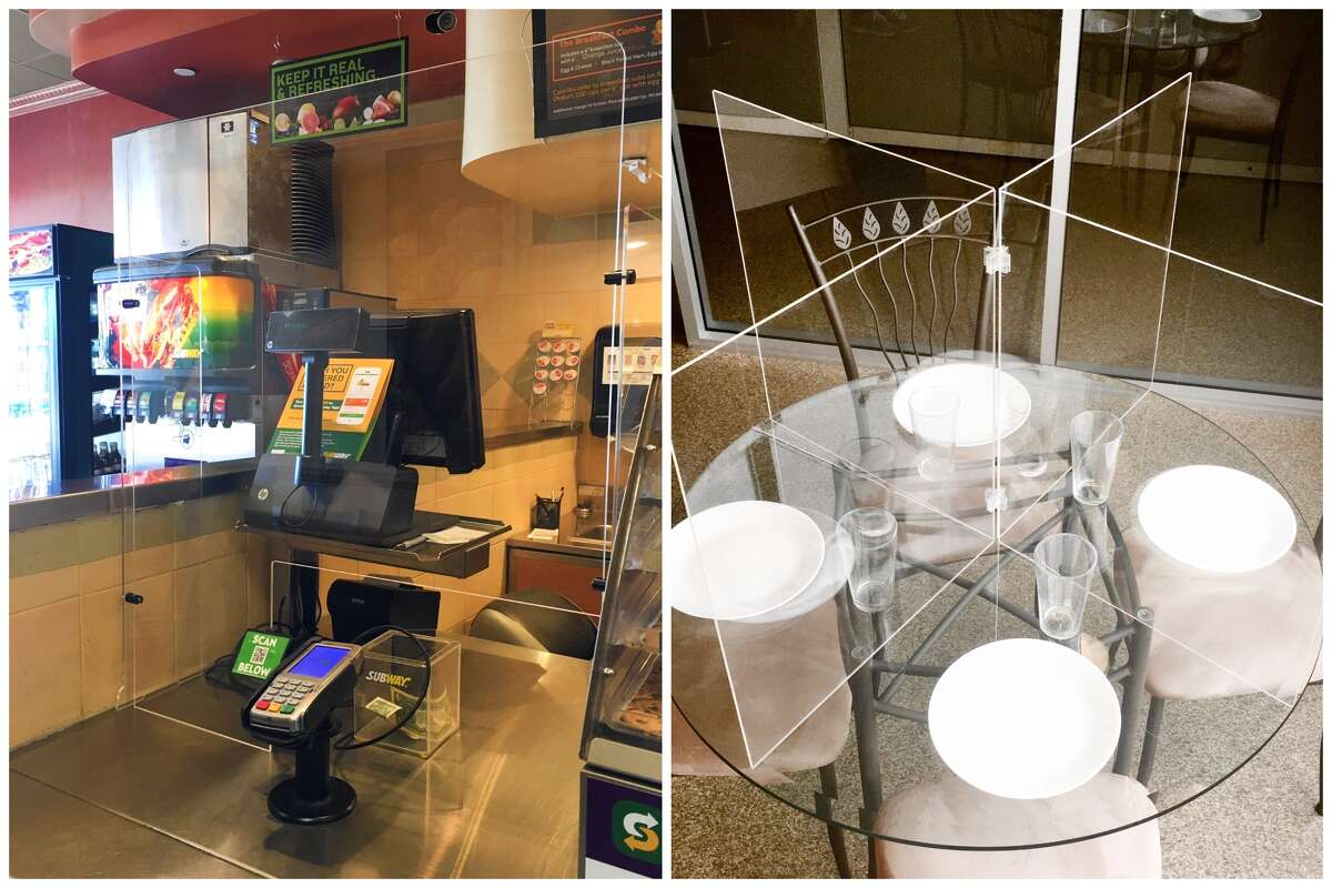 TAP Plastics, a Bay Area based plastic wholesale distributor, has kept busy filling orders for hospitals, essential businesses, offices and schools since March. Restaurateurs have turned to them for plastic partitions needed to protect customers and staff from COVID-19.