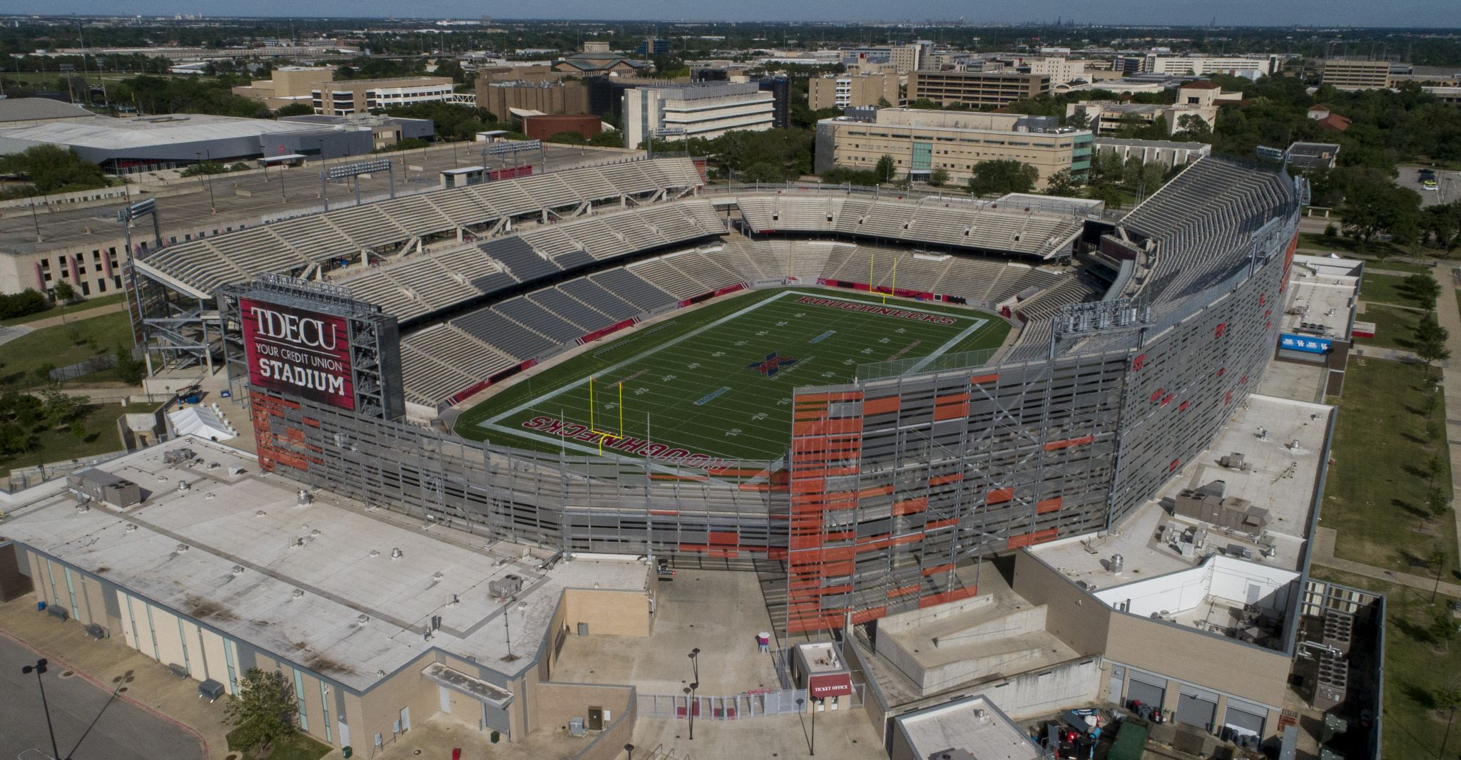 TDECU Stadium to host 25 percent capacity at UH football games