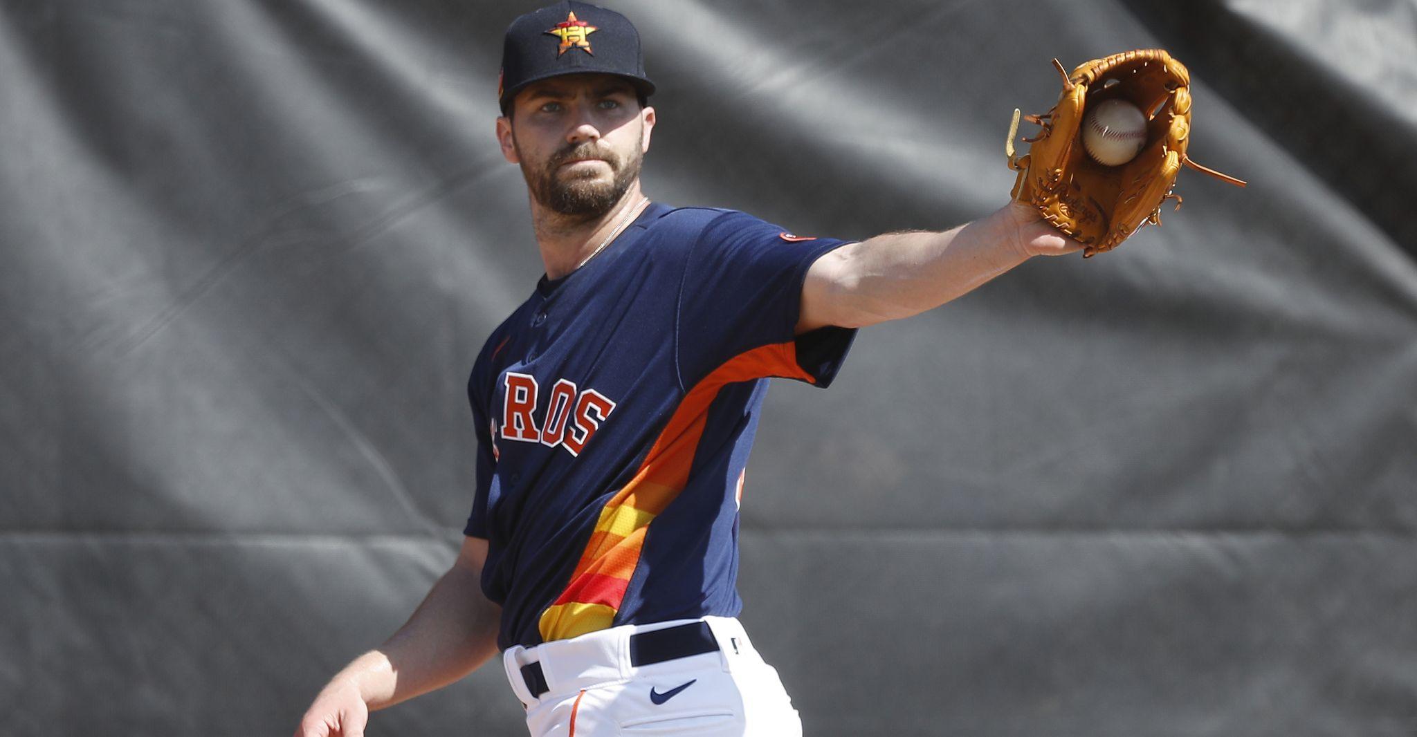 Astros place Austin Pruitt on 45-day injured list