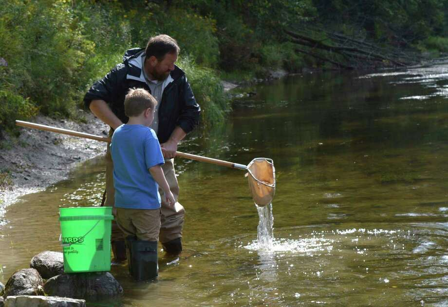 Saturday: Aug. 8: Families in Nature: River is the topic in a program set for 2 to 3 p.m. hosted by the Chippewa Nature Center. (Photo provided/Chippewa Nature Center)