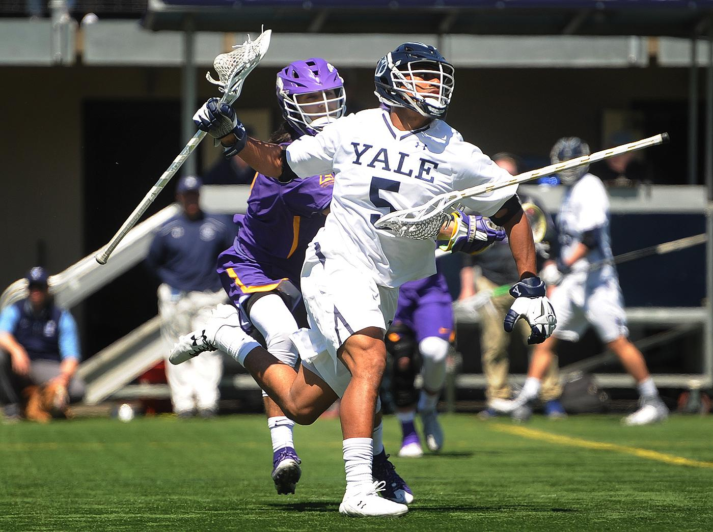 Three former Yale stars set to play in Premier Lacrosse League championship game
