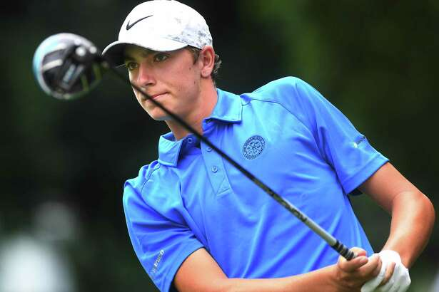 Milford's Ben James is the only player from Connecticut competing in the U.S. Amateur this week in Oregon.