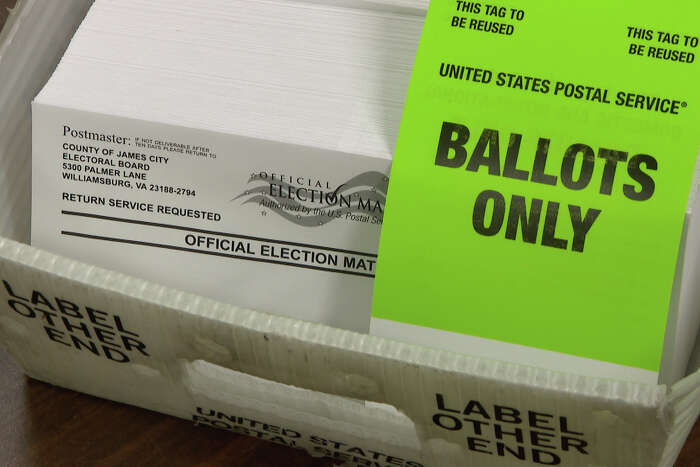 Postal Service Problems Affecting Voters.