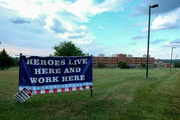 Southeastern Veterans Center in Spring City, Pa.