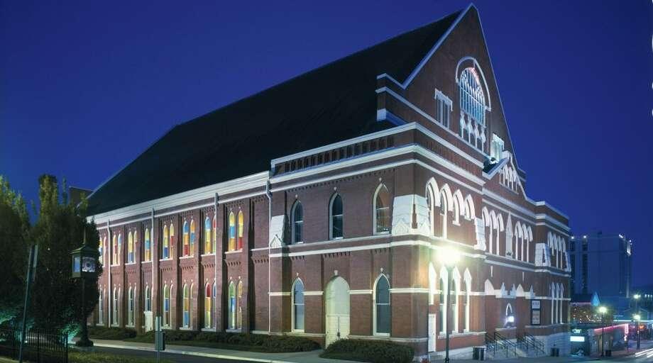 Photo: Courtesy Ryman Auditorium