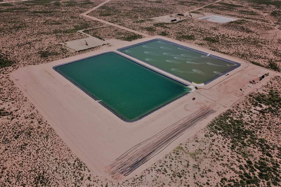 The Lobo Ranch produced water recycling and blending center is Solaris' large-scale produced water recycling and non-potable water blending facility in Eddy County, N.M. Solaris also has booster pumps strategically located across its interconnected system of pipelines. Photo: Courtesy Photo