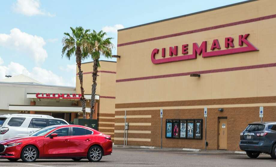 Exterior view of the Cinemark Mall Del Norte theater, Wednesday, Jun 17, 2020. Photo: Danny Zaragoza, Staff Photographer / Laredo Morning Times