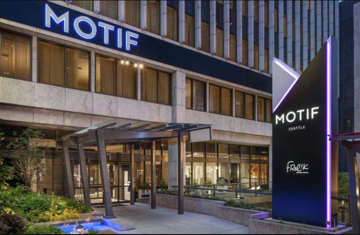 The Motif hotel in Seattle is affiliated with Hyatt