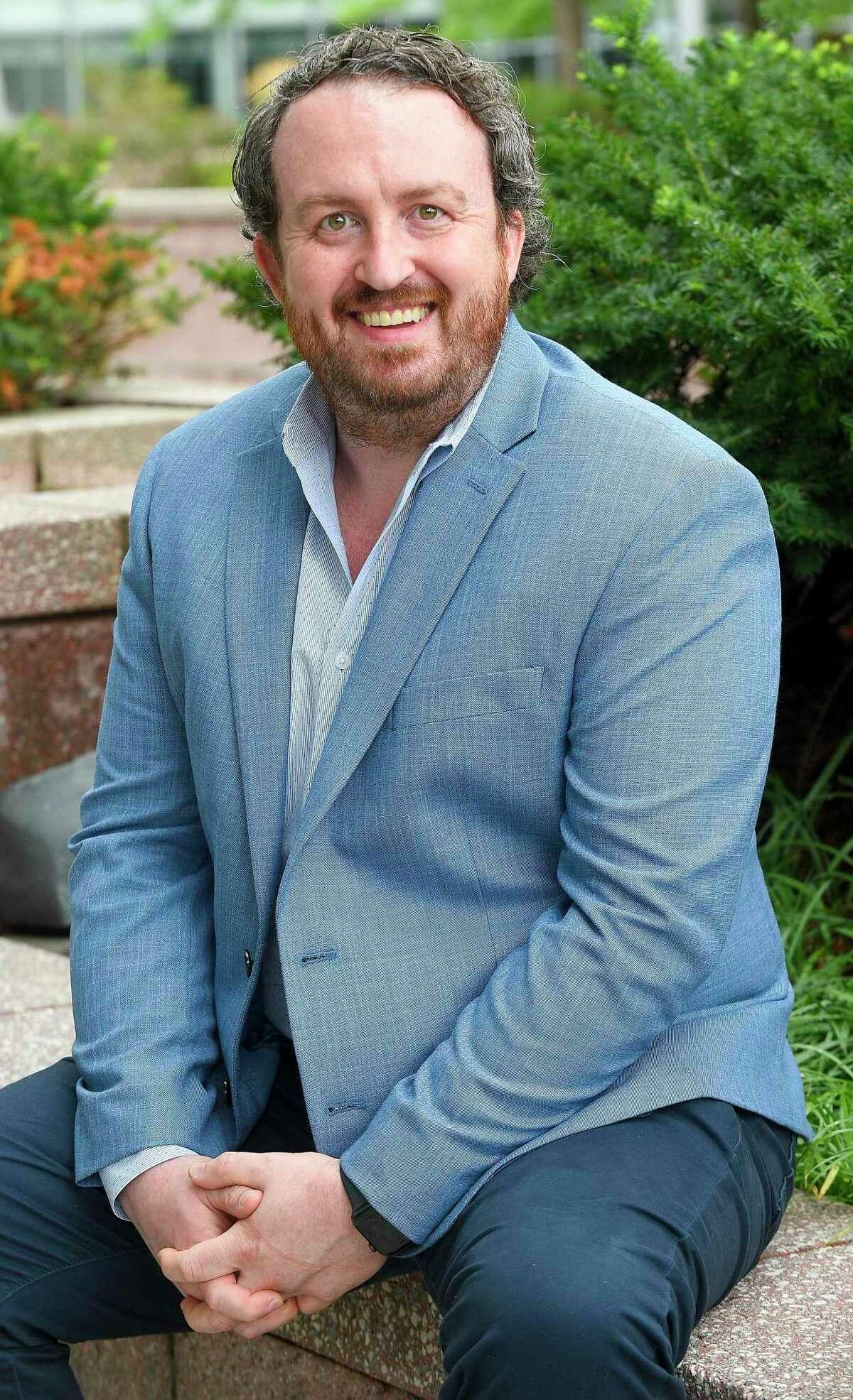 Jon Winkel is executive director of the Stamford Partnership.