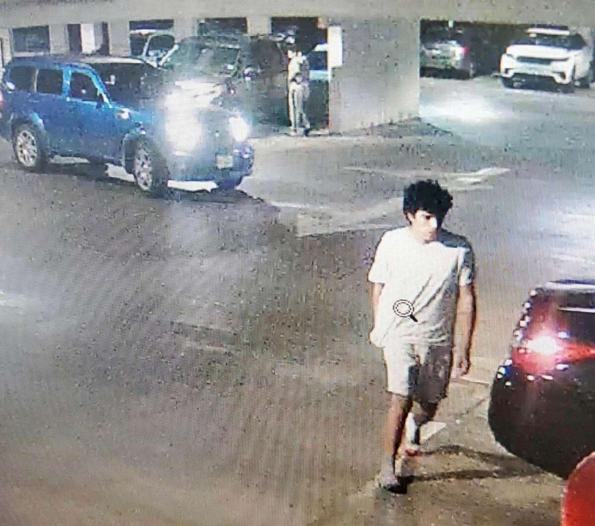 Midland County Hospital Police Department is seeking information about a vehicle burglary that occurred early Saturday morning at the Midland Memorial Hospital parking garage.