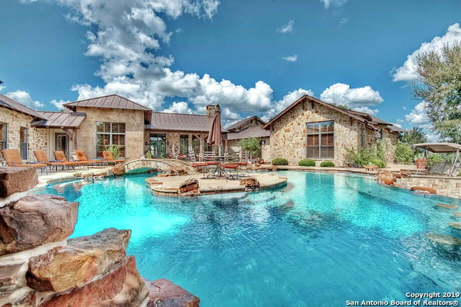 Kerrville is nestled amid sprawling hills, a web of creeks and the Guadalupe River. Photo: San Antonio Board Of Realtors