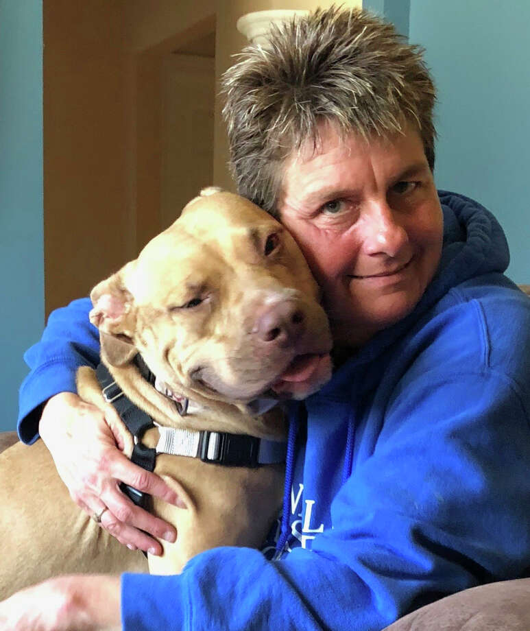 Sherri Pennington volunteers at ARC of Mecosta County as a team leader, operations manager and a board member. Her love for the animals and her desire to make sure they are well cared for keeps her involved. Photo: Submitted Photo