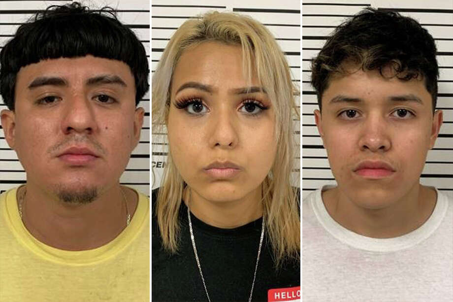 Three suspected street-level drug dealers have been arrested following a narcotics operation, authorities said. Photo: Courtesy