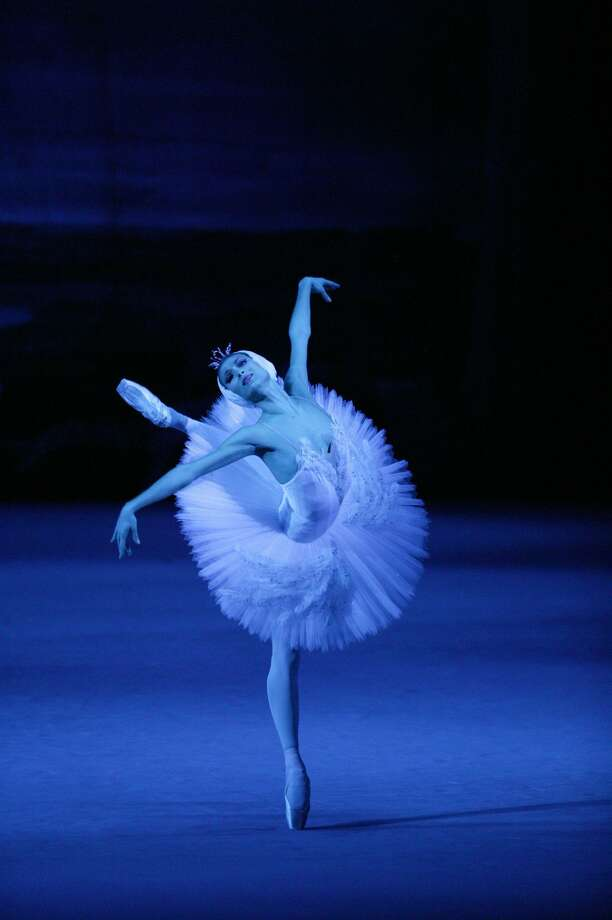 The Bolshoi Ballet's Swan Lake will be screened on Aug. 16 at 4 p.m. at the Ridgefield Playhouse, 80 East Ridge Rd., Ridgefield. Tickets: $25. Info: 203-438-5795, ridgefieldplayhouse.org. Photo: Contributed Photo