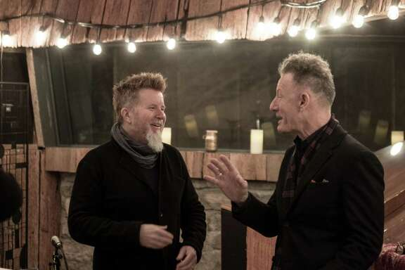 """Pianist Matt Rollings released """"Mosaic"""" in 2020, which featured Lyle Lovett on two songs."""