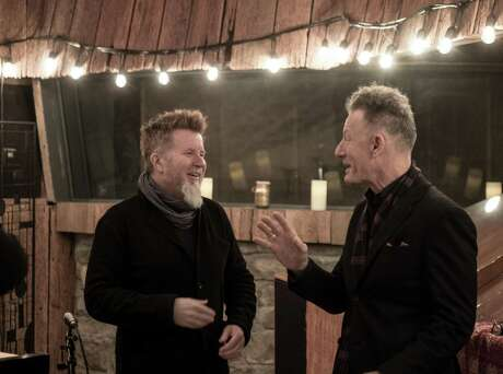 """Pianist Matt Rollings has released """"Mosaic,"""" which features Lyle Lovett on two songs."""