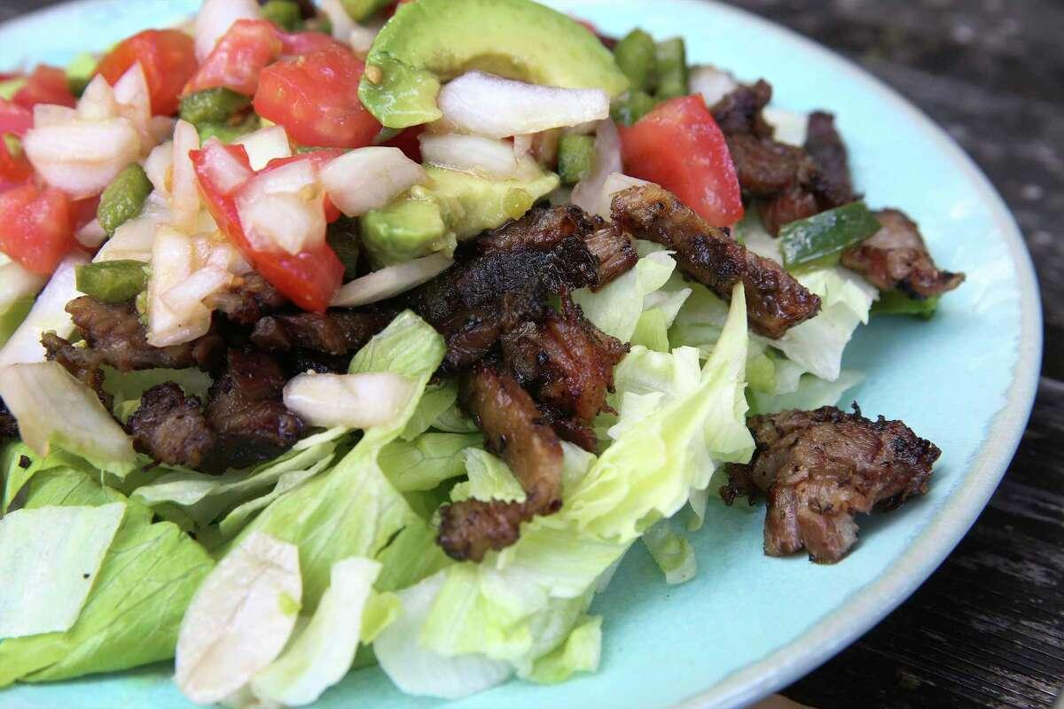 Brisket Salpicón (Shredded Brisket Salad)