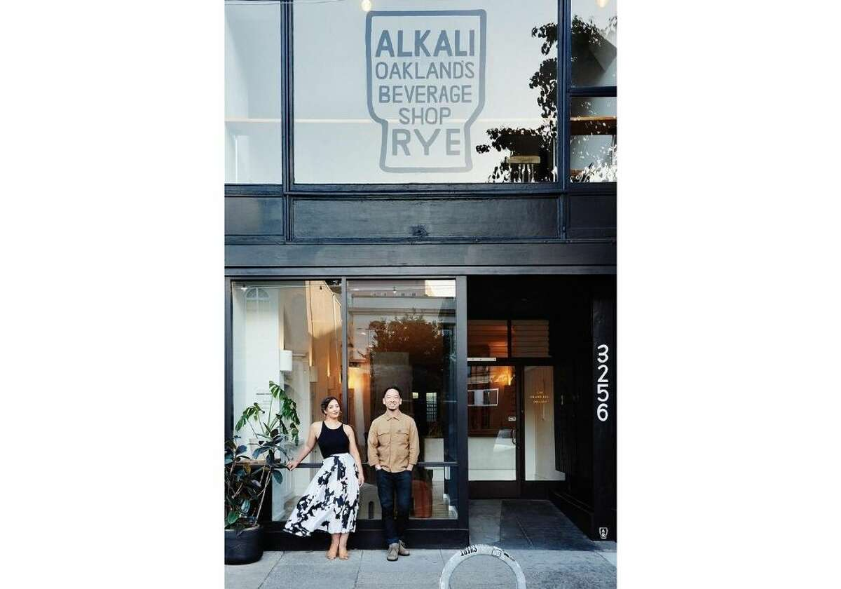 Alkali Rye is a new beverage shop in Oakland owned by Kori Chen and Jessica Moncada Konte.