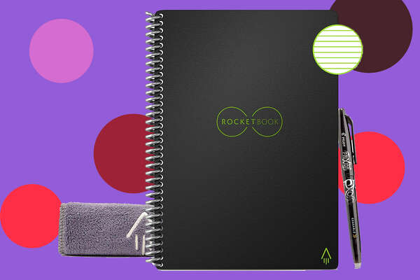 Rocketbook Smart Reusable Notebook for $25.40 at Amazon