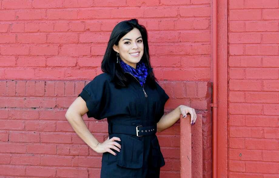 Rebecca Acuña said she believes South Texas has the potential to flip Texas in favor of Joe Biden. Photo: Courtesy Photo