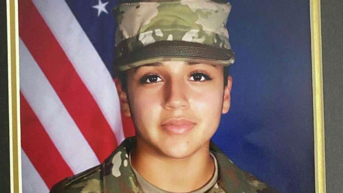 Missing Fort Hood soldier Vanessa Guillen (Texas Dept. of Public Safety)