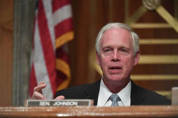 """Sen. Ron Johnson, R-Wis., on Monday said that Democrats have """"initiated a coordinated disinformation campaign"""" against his probe."""