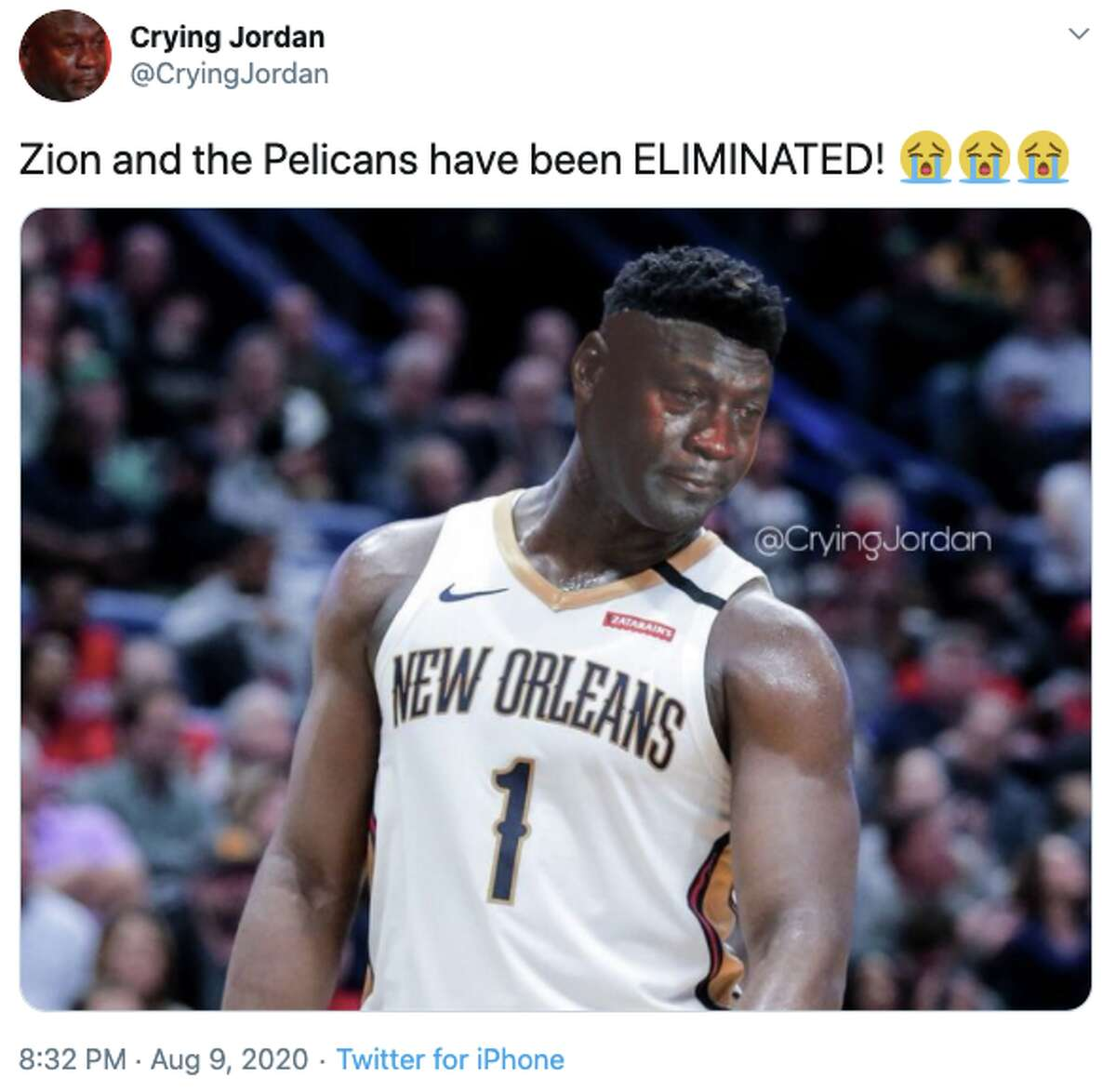 The Spurs eliminated the Pelicans from playoff contention Sunday.