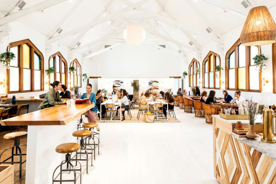 The Assembly, a wellness club operating out of an old church in San Francisco's Mission District, will not be reopening. Photo: Margaret Austin Photography / © Margaret Austin Photography