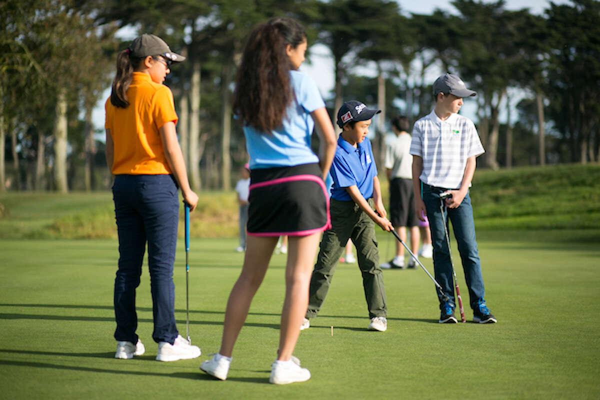 Collin Morikawa golf