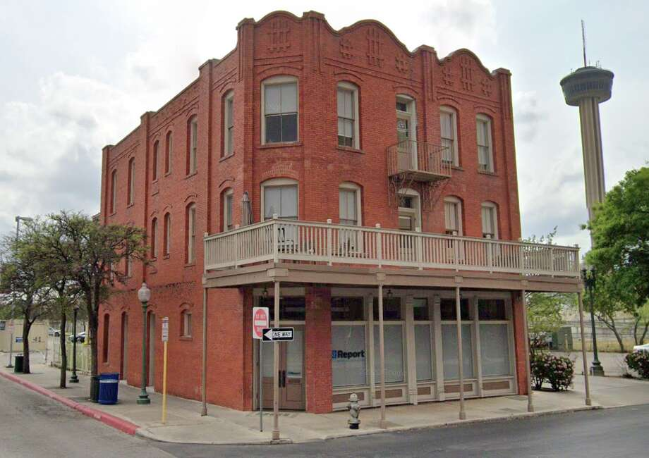 The St. Paul Square office of the San Antonio Report, which changed its name recently from the Rivard Report. Photo: Google Maps
