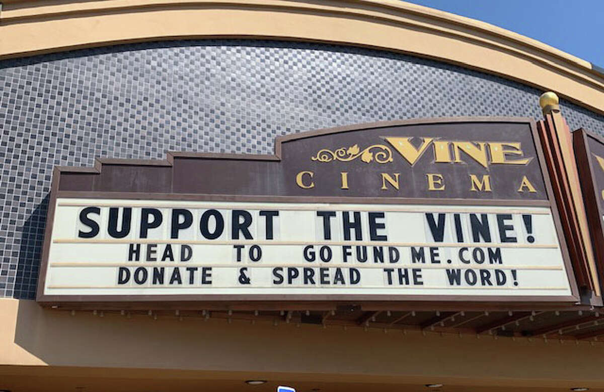 Over $77,000 was raised over the weekend in support of the historic Vine Cinema and Alehouse in Livermore.