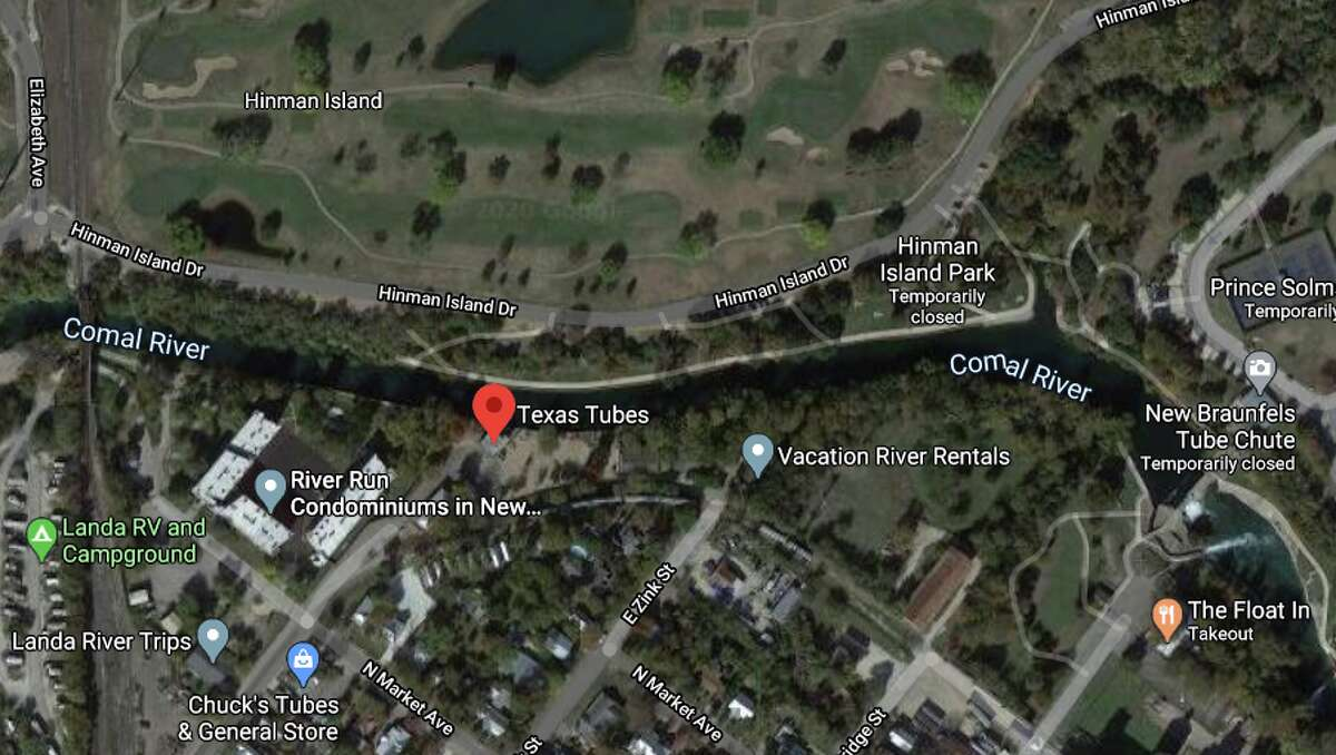 One of the first solid entry points is Texas Tubes. The river staple isn't actually renting tubes or offering shuttle service - but for $20 you get parking and river access from their lot. One tuber told to me they don't charge after 5 p.m. I can't confirm.