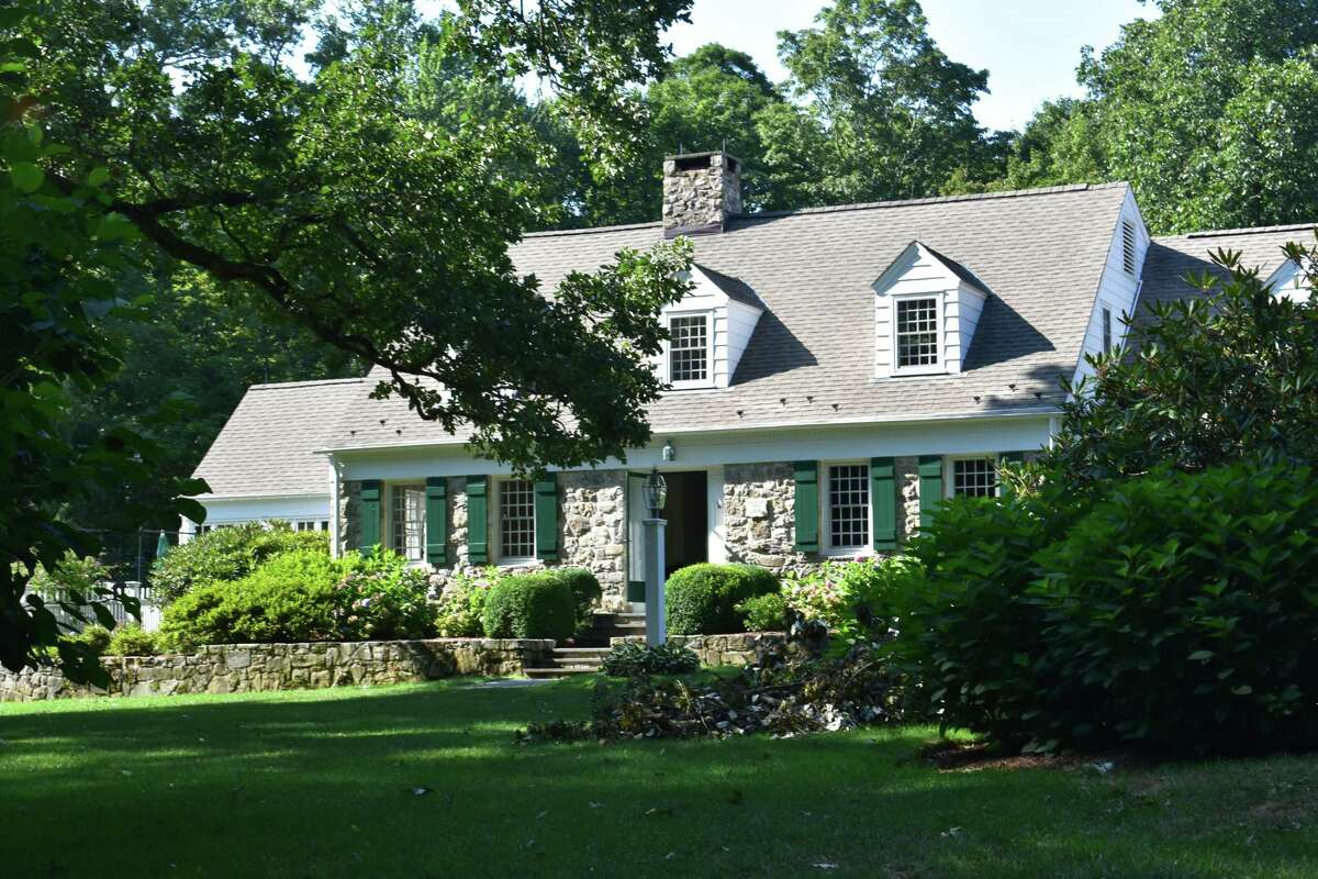 An East Meadow Road home in Wilton sold the last day of July amid a 13 percent increase in sales that month from a year earlier.