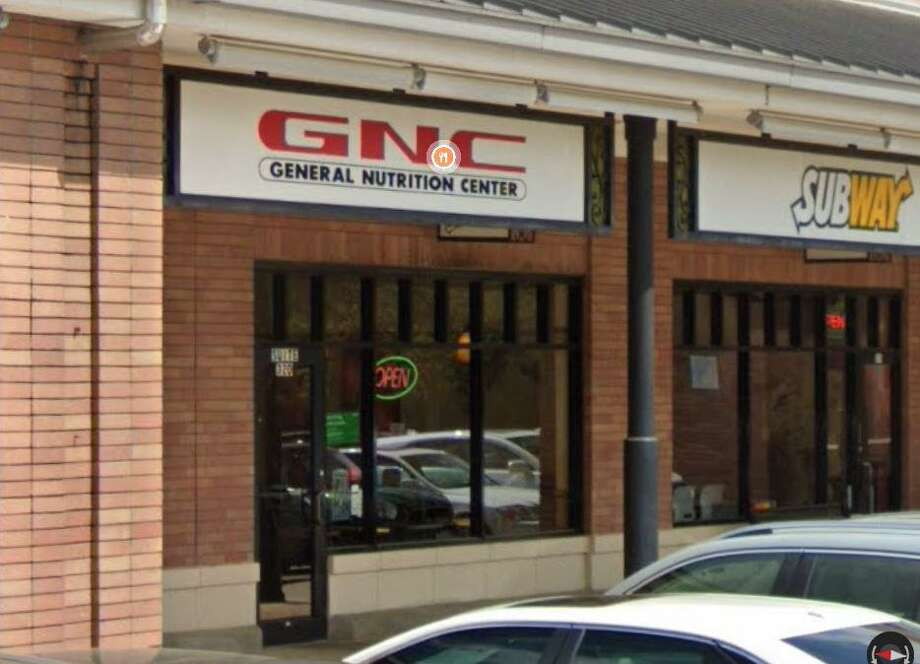 The GNC Store in the Village of Alden Bridge Shopping Center is slated to close in the coming weeks, but no specific date has been set. The closure is one of hundreds of GNC stores across the nation being shuttered by the Pittsburgh-based company. Photo: Courtesy / Courtesy