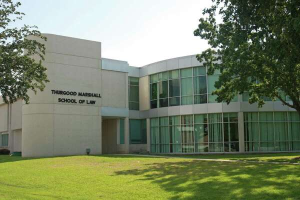 (For the Chronicle/Gary Fountain, July 19, 2008) TSU Thurgood Marshall School of Law at 3601 Wheeler Avenue.