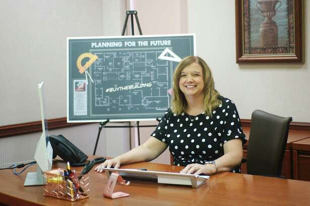 The Deer Park Chamber of Commerce's new president, Paula Moorhaj, is eager to get new programs underway