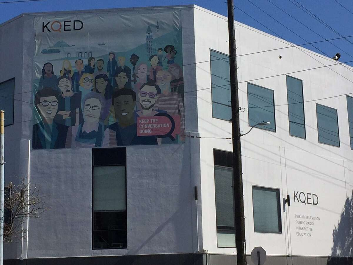 Citing a budget shortfall, KQED announced 20 layoffs on Monday.