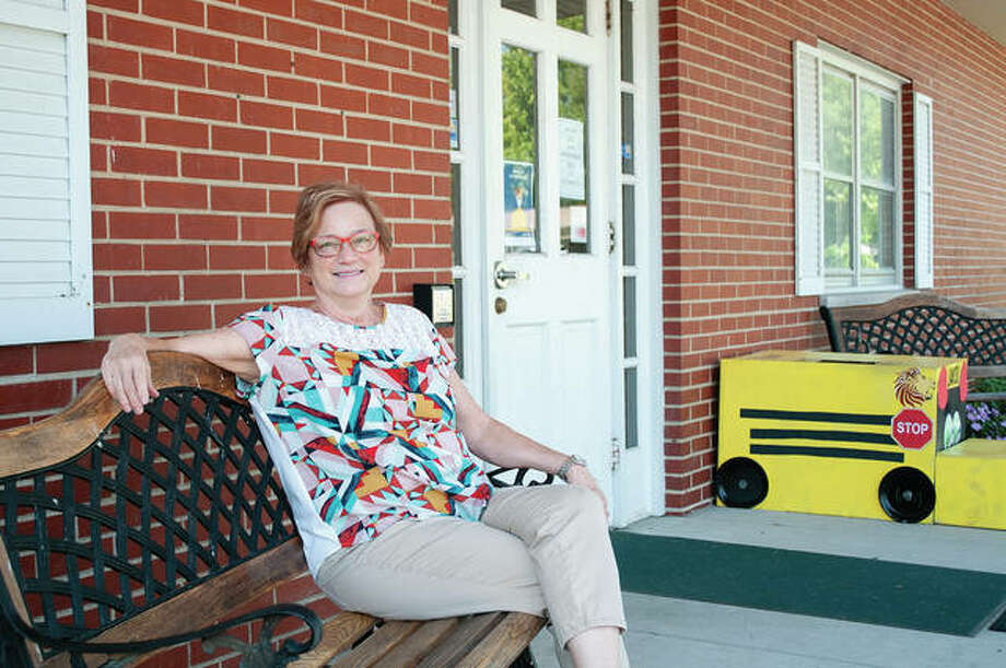 Peggy Davidsmeyer, executive director of the Jacksonville Area Center for Independent Living, has seen the Americans with Disabilities Act and its requirements improve opportunities for those with disabilities. Photo: Darren Iozia | Journal-Courier