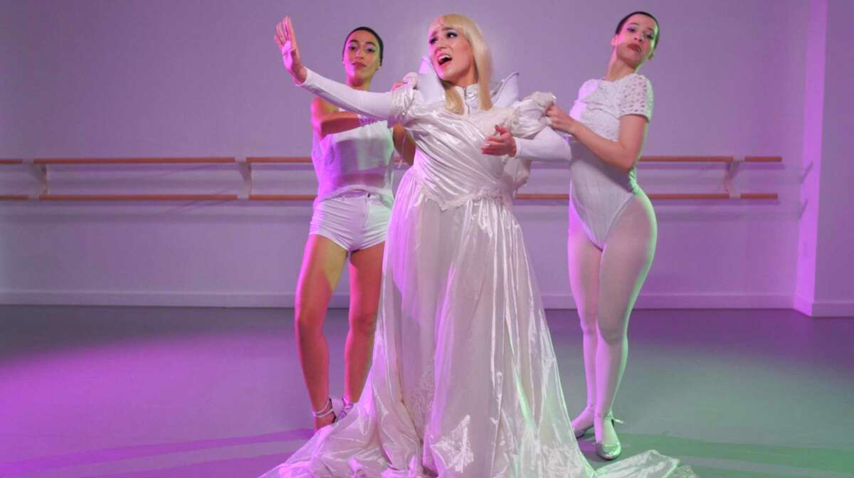 Comedian Eliza Kinsgbury will release a Lady Gaga parody video on Aug. 17.