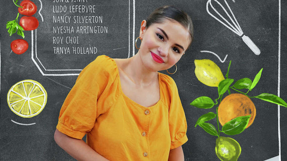 Texas-native Selena Gomez will soon be making a television comeback with two different shows, including SELENA + CHEF, which premieres on HBO Max this Thursday, Aug. 13. Photo: HBO Max
